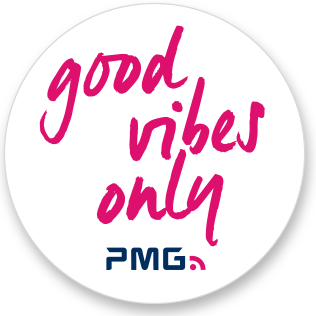 PMG AG - Good vibes only